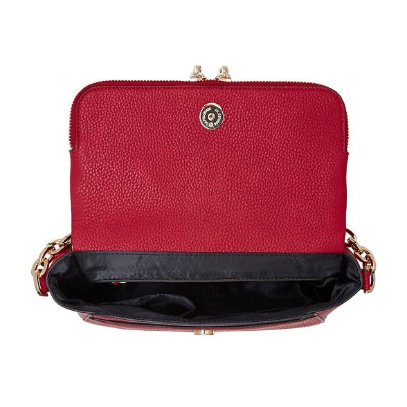 'Dorothea' bag cross Red body Dune S6wq1Znxaf