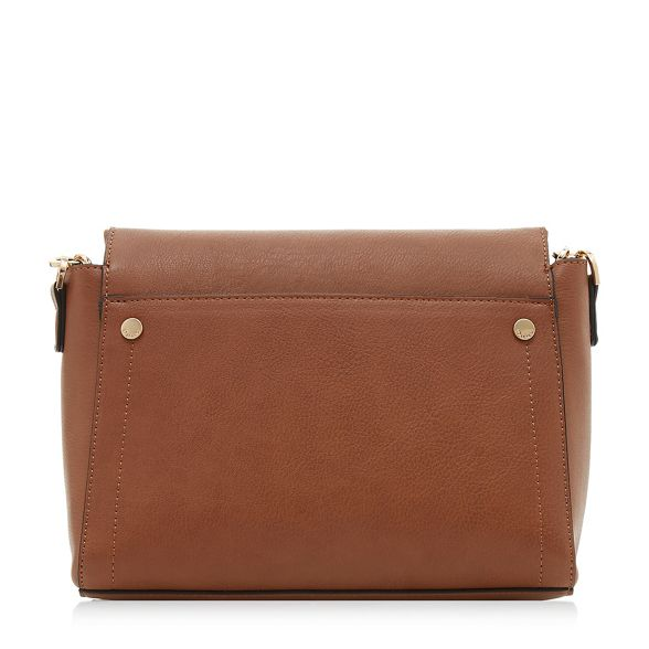 'Dorothea' body Tan cross bag Dune TR6PCqHHn