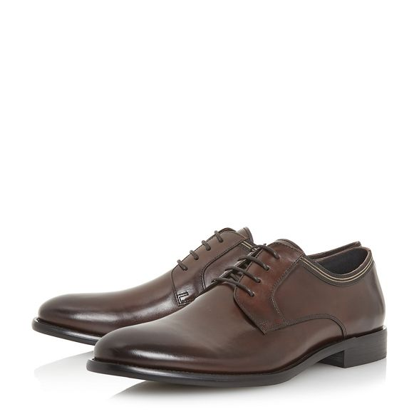 Brown 'Poem' lace shoes gibson Bertie up dx4SwdH