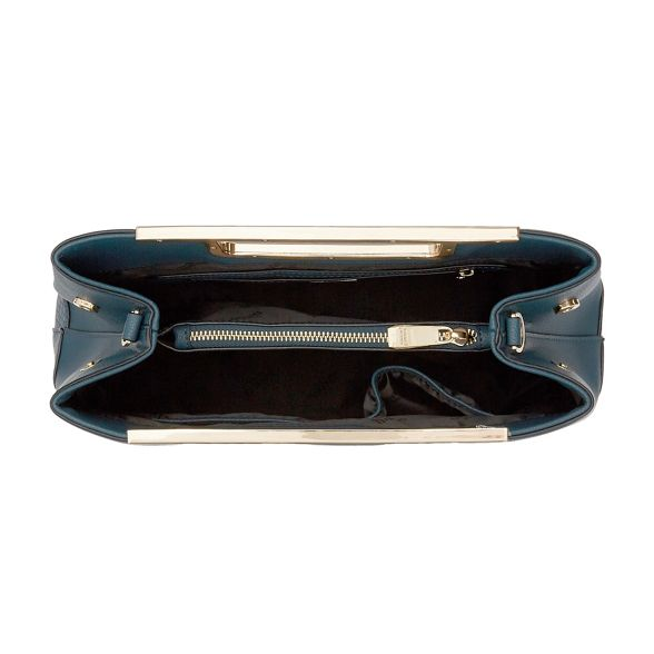 gold 'Dandle' blue Mid Dune handle bag BS4AxcW
