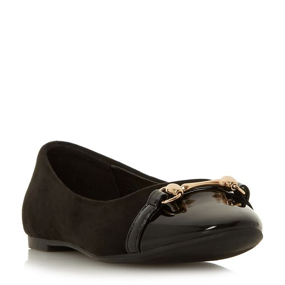 Heels 'Hydee' ballet Dune Head by Black pumps Over Bxqna5A