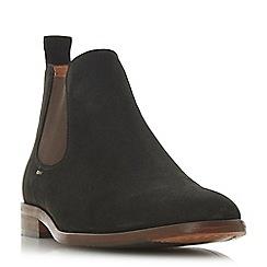 Dune - Black 'Cruz' smart Chelsea boots