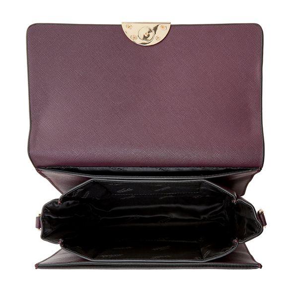 Dark shoulder red 'Evonia' bag Dune gHwqdxUH