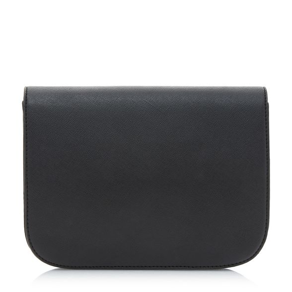 Dune Black bag clutch stud 'Duddy' embellished zgqvz