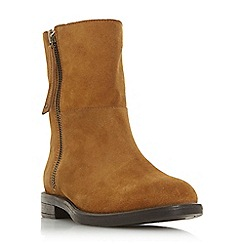 Roberto Vianni - Brown suede 'Phonix' ankle boots