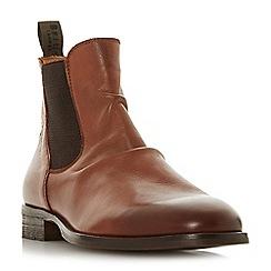 Bertie - Tan 'Cannibal' Chelsea boots