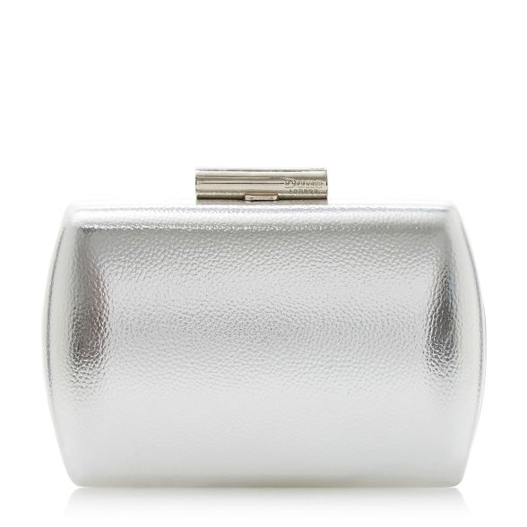 case Dune clutch 'Brights' bag hard Silver barrel xtBwHBr0pq