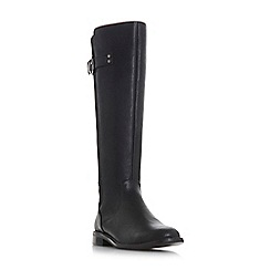 Roberto Vianni - Black 'Traci' knee high boots