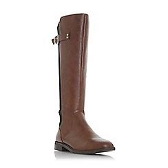 Roberto Vianni - Tan 'Traci' knee high boots