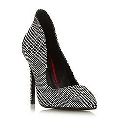 Dune - Multicoloured 'Babette' high stiletto heel court shoes