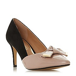 Head Over Heels by Dune - Multicoloured 'Arrianna' mid stiletto heel court shoes
