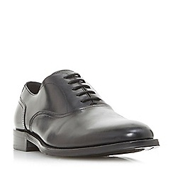 Dune - Black 'Potassium' lace up Oxford shoes