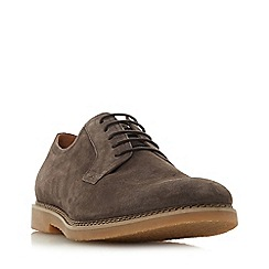 Dune - Grey 'Balerno' suede desert shoe