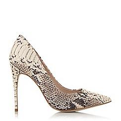 Steve Madden - Multicoloured 'Daisie-P' High Stiletto Heel Court Shoes