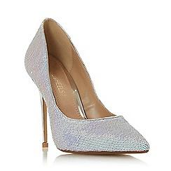 Head Over Heels by Dune - Multicoloured 'Adriene' High Stiletto Heel Court Shoes
