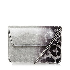 Head Over Heels by Dune - Barnley' Ombre Print Clutch Bag