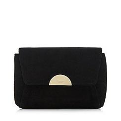 Dune - Black  Billiee  Metal Trim Clutch Bag 8b34c4e50a