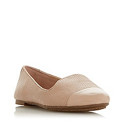 Dune - Natural Leather 'Grandd' Loafers