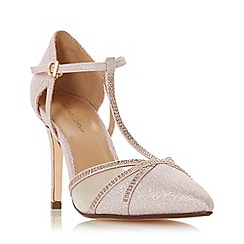 Roland Cartier - Pink 'Dernice' High Stiletto Heel Court Shoes