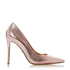 Dune - Rose 'Ariele' High Stiletto Heel Court Shoes