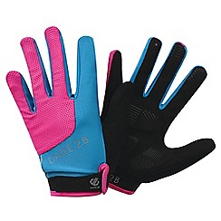 Dare 2B - Pink womens forcible gloves