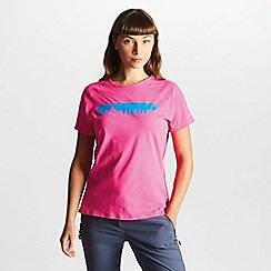 Dare 2B - Pink astral forest t-shirt