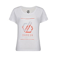 Dare 2B - White glow up t-shirt