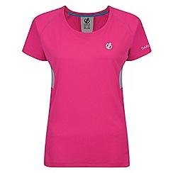 Dare 2B - Pink oscillation t-shirt