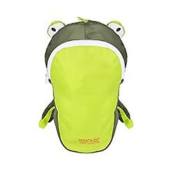 Regatta - Green 'Zephyr' kids day pack