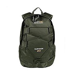 Regatta - Green 'Survivor' 20 litre back pack