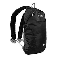 Regatta - Black 'Marler' 10 litre back pack