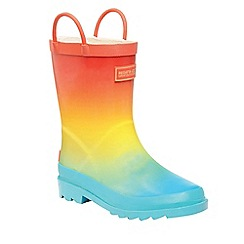 Regatta - Mixed 'Minnow' kids wellington boots