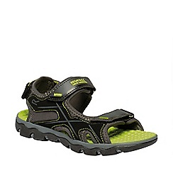 Regatta - Brown kota drift junior sandals