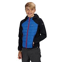 Regatta - Blue kielder hybrid softshell jacket