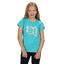 Regatta - Green bosley short sleeved t-shirt