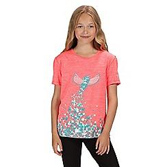 Regatta - Orange alvarado t-shirt