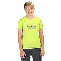 Regatta - Green alvarado t-shirt