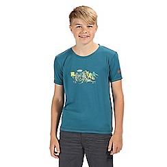 Regatta - Blue alvarado t-shirt