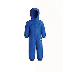Regatta - Kids Puddle Iv Breathable Waterproof Puddle Suit