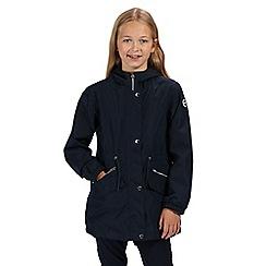 Regatta - Blue tamora waterproof jacket