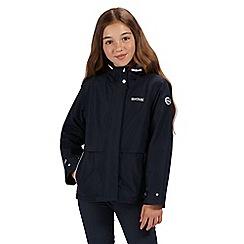 Regatta - Blue bambalina waterproof jacket