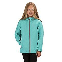 Regatta - Green allcrest waterproof jacket