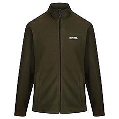 Regatta - Khaki green Fairview fleece