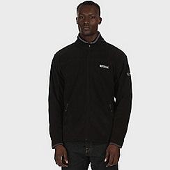 Regatta - Black Stanton fleece