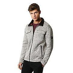 Regatta - Grey 'Pagiel' fleece sweater