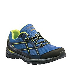 Regatta - Blue 'Kota' walking shoes