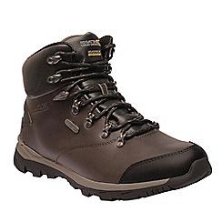 Regatta - Men's Kota Leather Mid Walking Boots