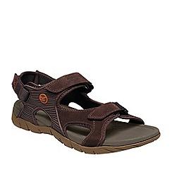 Regatta - Green 'Rafta' sandals