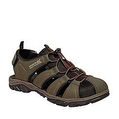 Regatta - Green Westshore sandals