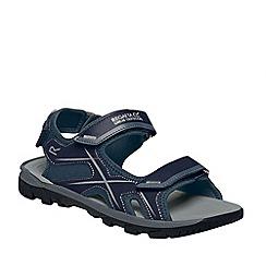 Regatta - Blue kota drift sandals
